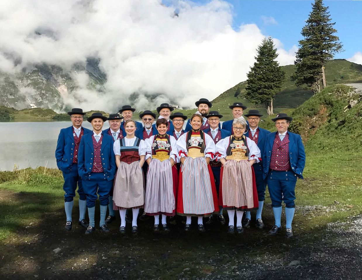 Alpina Cheerli und Skiclub Bannalp-Wolfenschiessen Lottomatch