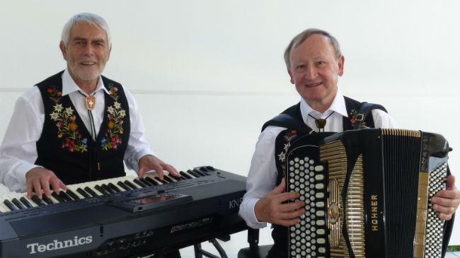 Musikalische Unterhaltung mit dem Duo Würth-Zihlmann