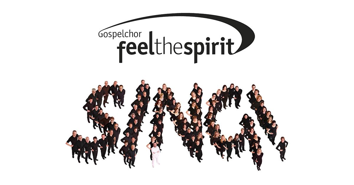 DAS ZELT: Gospelchor Feel the Spirit und Farfallina-Singers