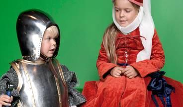 Ritterspiele für Buben & Mädchen