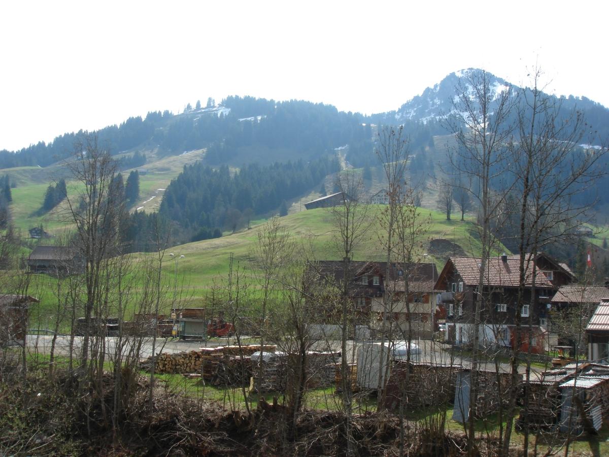 Dolen III, Kaeini - Oberiberg, Ybrig