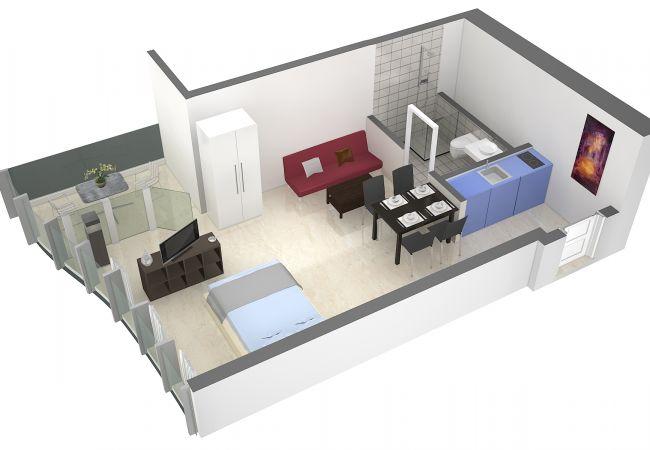 LU Schatzturm III - Allmend HITrental Apartment
