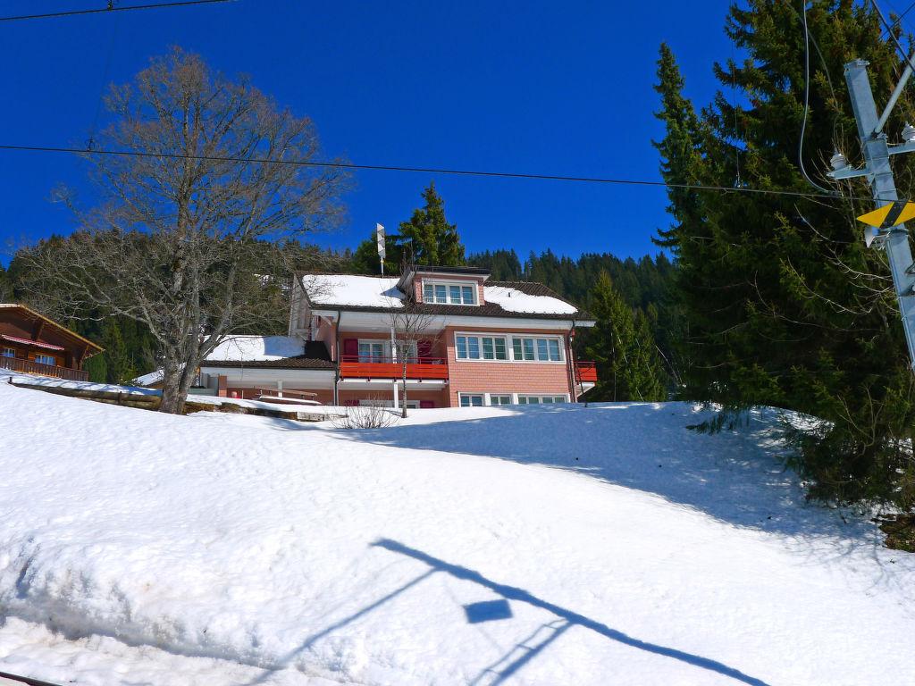 Ferienwohnung Wohnung Blau