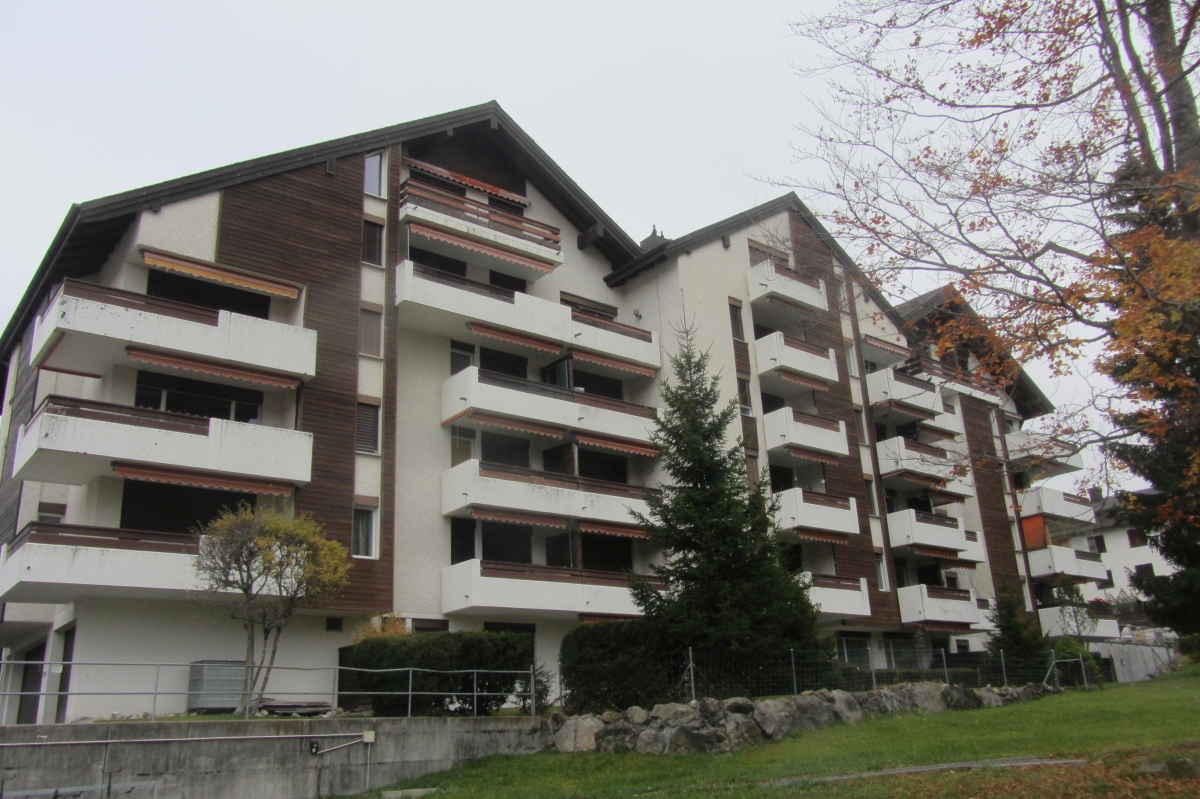 Schönau A3, Beutter - Oberiberg, Ybrig