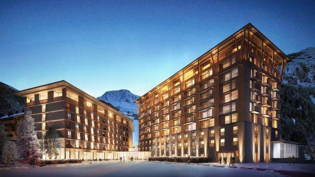 Radisson Blu Hotel Reussen