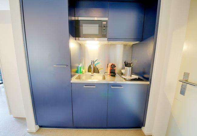 LU Pilatus III - Allmend HITrental Apartment