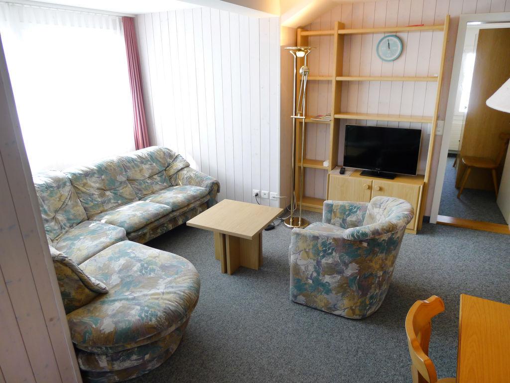 Holiday apartment Wohnung Gelb