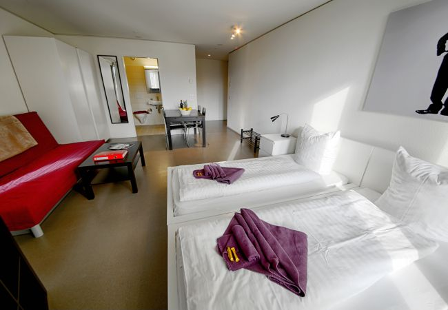 LU Schatzturm II - Allmend HITrental Apartment