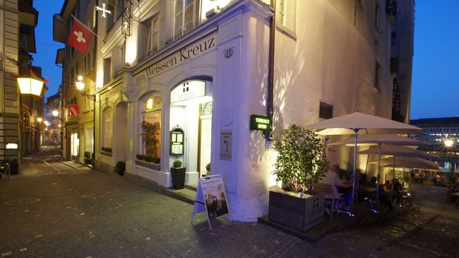 Boutique Hotel weisses Kreuz