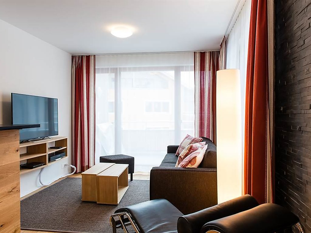Holiday apartment TITLIS Resort Wohnung 324 Family