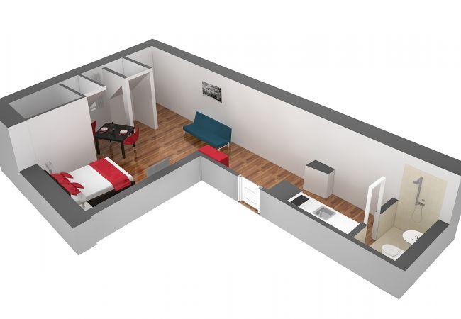 LU Mercury lll - Old Town HITrental Apartment