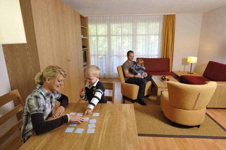 Village de vacances Reka Morschach, 3.5 Zimmer/pièces