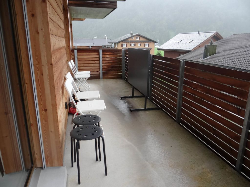 Holiday apartment Vorderstockli 14