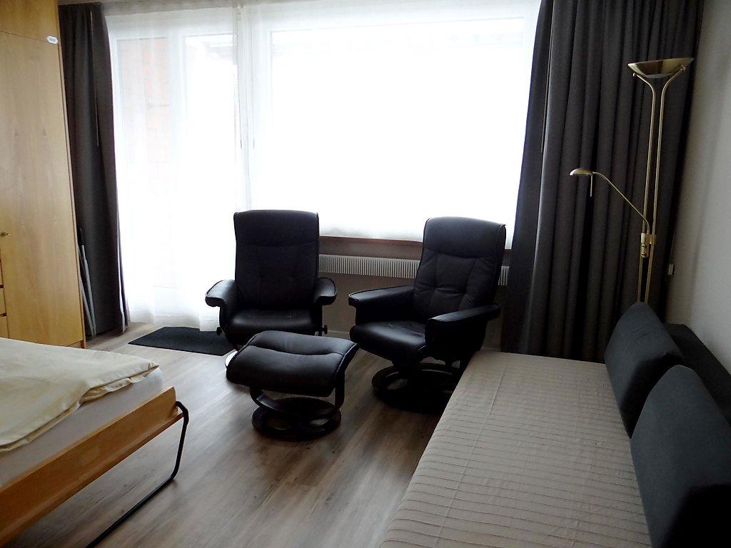 Holiday apartment Parkweg 9/402