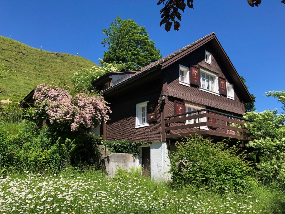 Sagentobel - Oberiberg