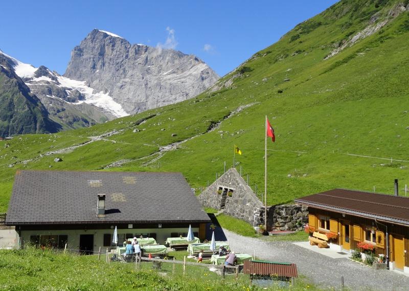 Alp Hobiel – Einkehren und Übernachten