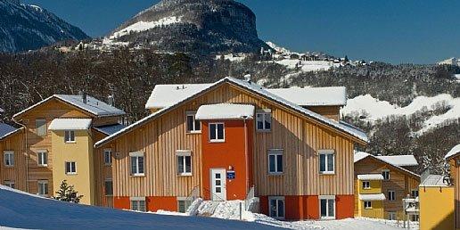 Vierwaldstättersee - 8-Pers.-Ferienwohnung - Komfort