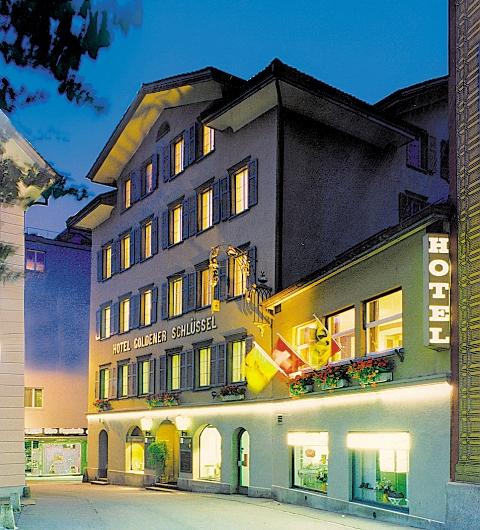 Hotel Goldener Schlüssel
