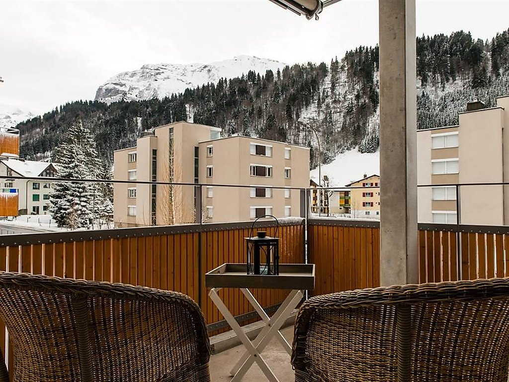 Holiday apartment TITLIS Resort Wohnung 314 Family
