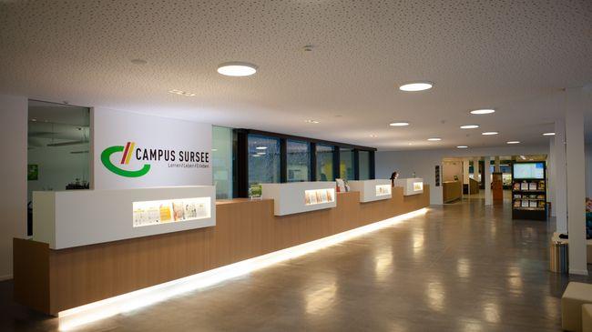 CAMPUS SURSEE Seminarzentrum