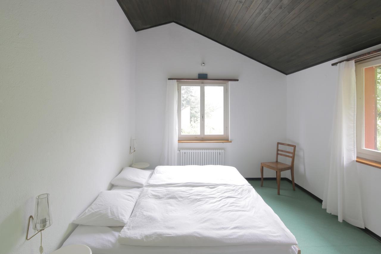 Drei Ferienhäuser - Kombination von Villa Rutimann und Villa Bucher