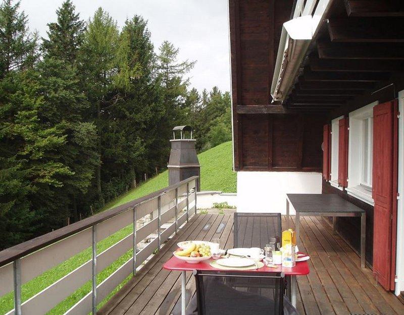 Ferienhaus SCHLUECHT