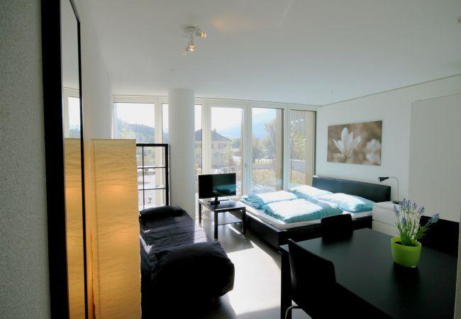 LU Bourbaki II - Allmend HITrental Apartment