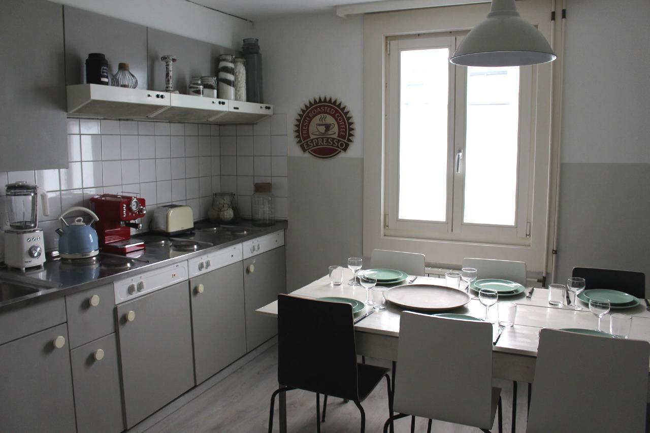 Gerlis - inspiring apartment near Lucerne