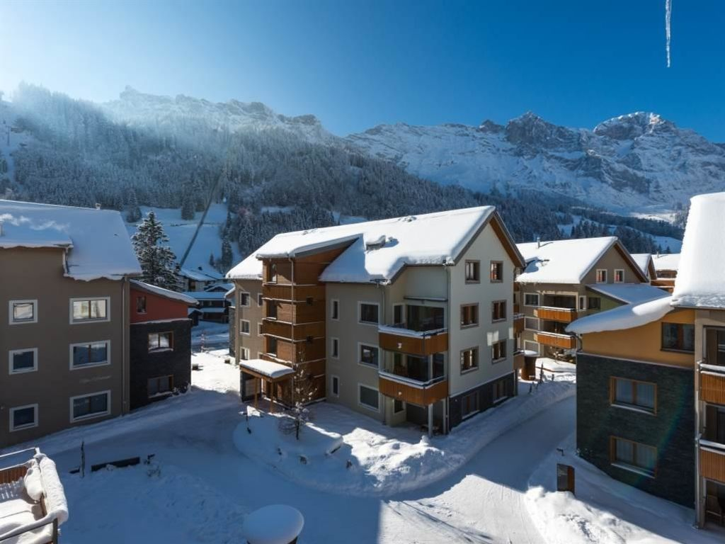 Holiday apartment TITLIS Resort Wohnung 211