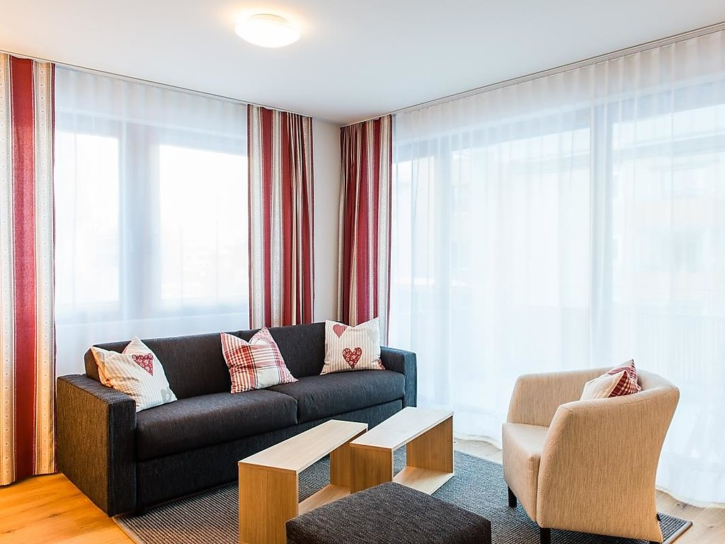 Holiday apartment TITLIS Resort Wohnung 711