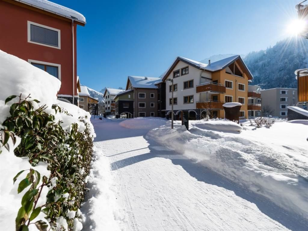 Holiday apartment TITLIS Resort Wohnung 212