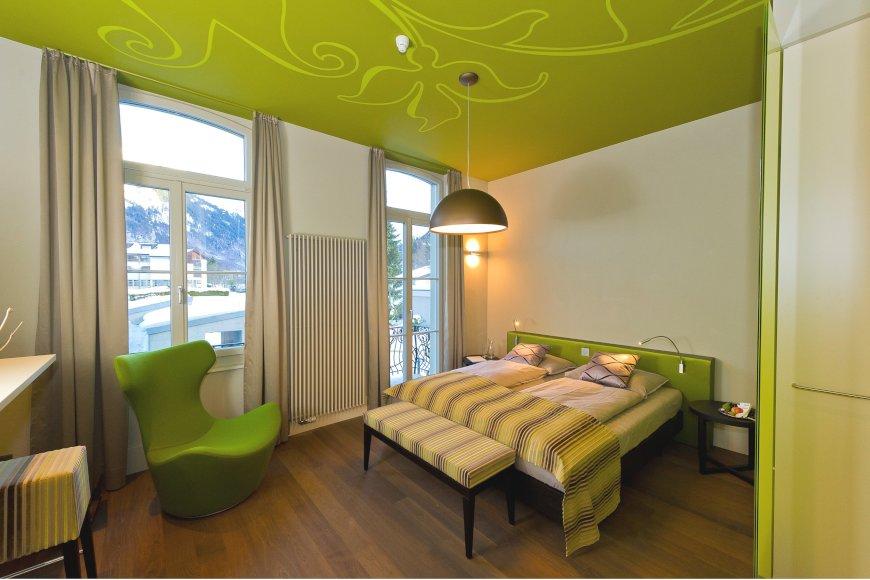 Doppelzimmer/2 Zustellb. Du/WC, HP, Hotel Bellevue Terminus
