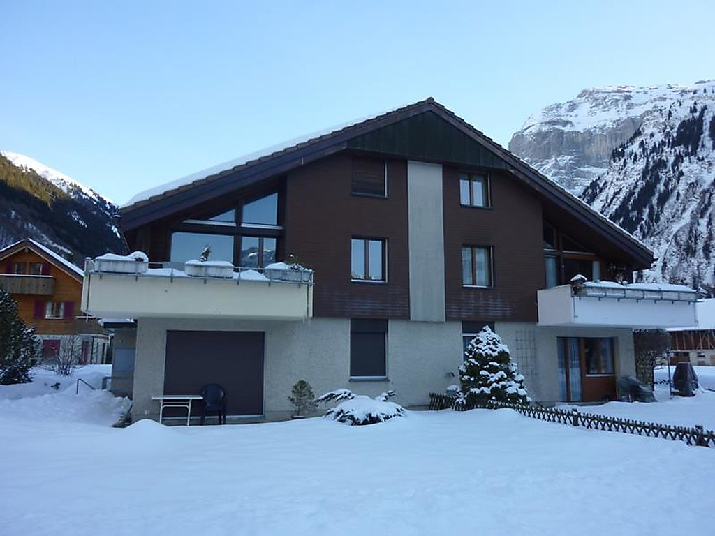 Holiday apartment Oberbergstrasse 56