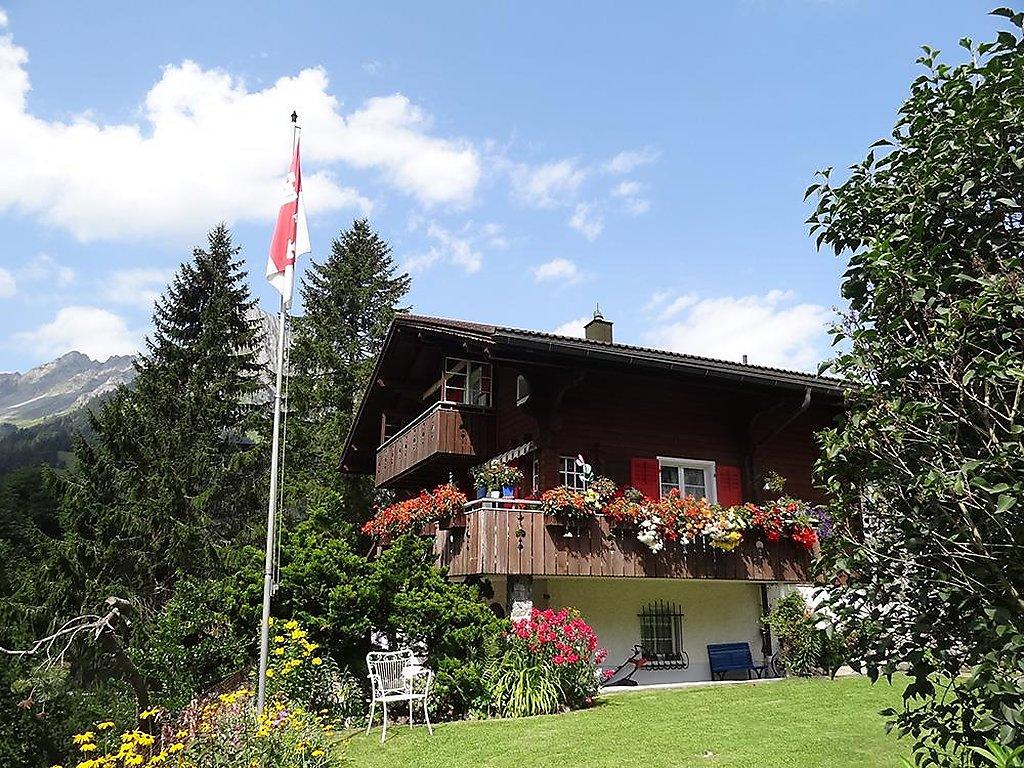 Appartement de vacances Chalet Spannortblick