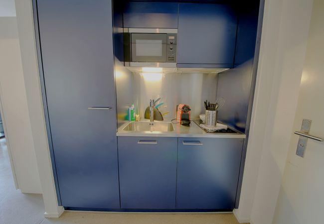 LU KKL III - Allmend HITrental Apartment