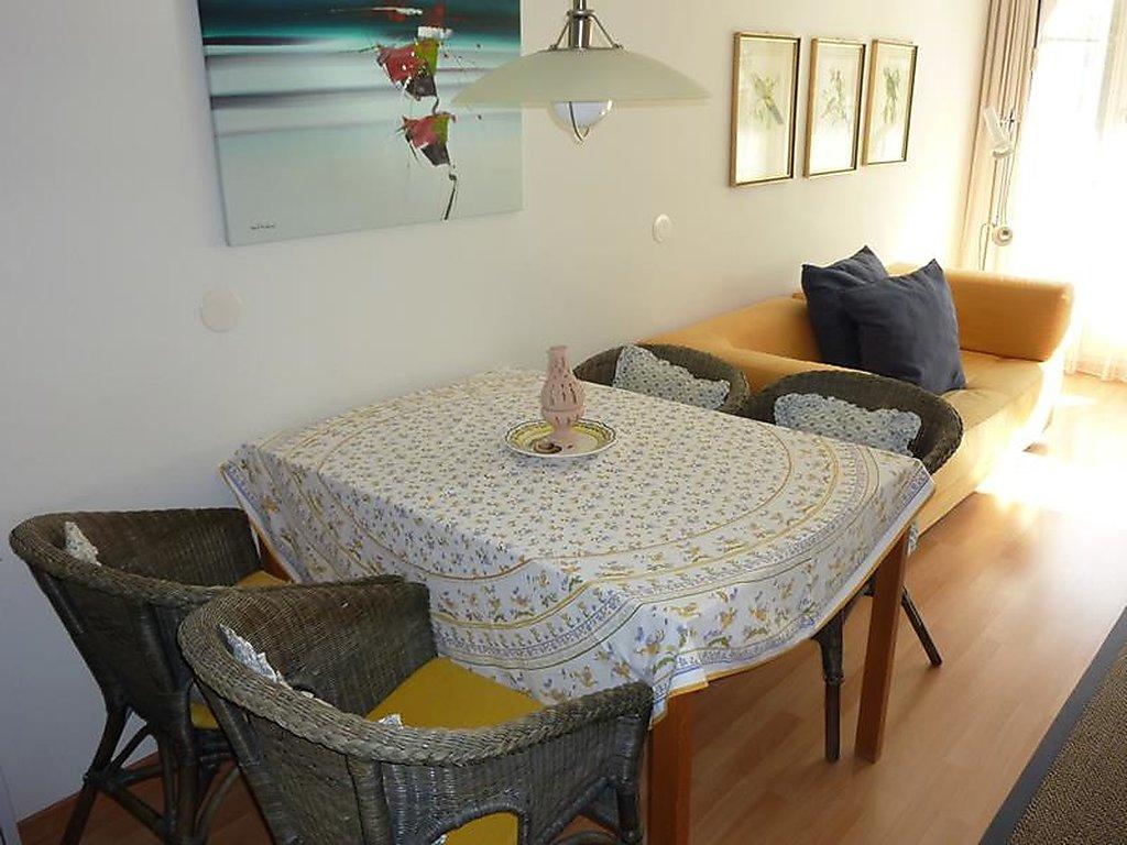 Holiday apartment Parkweg 9/103