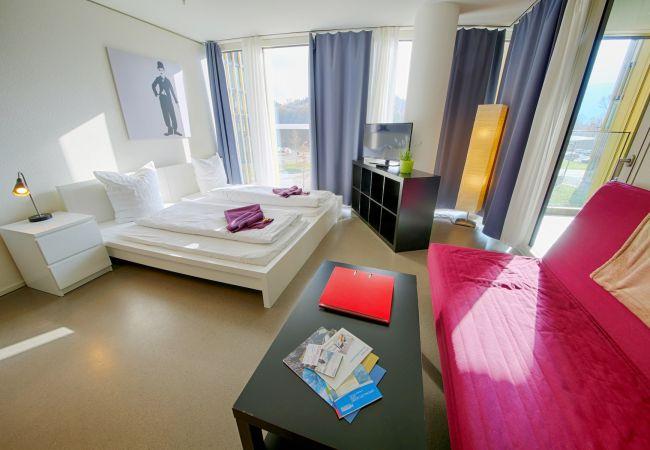 LU Gletschergarten IV - Allmend HITrental Apartmen