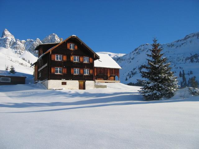 Gruppenhaus Rämsenberg