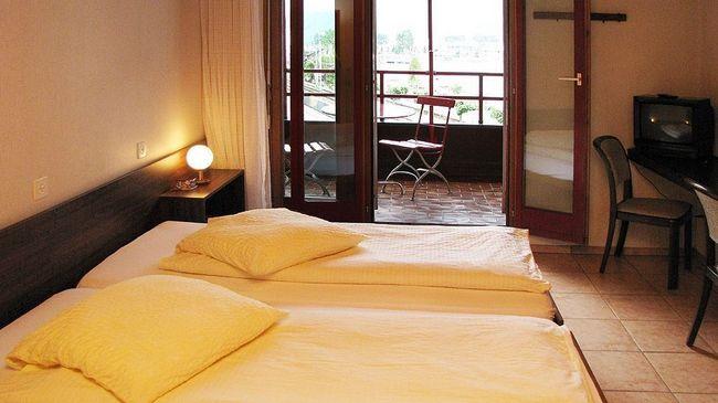 Hotel Flüelerhof B&B Garni Rustico Bed & Breakfast
