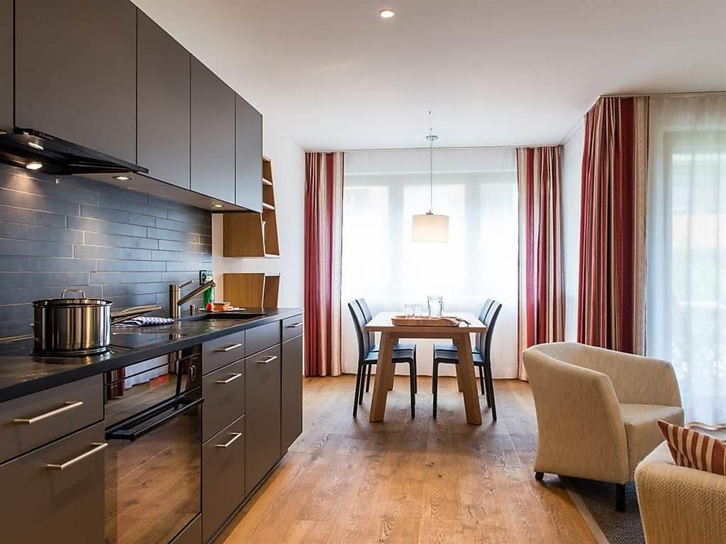 Holiday apartment TITLIS Resort Studio 702