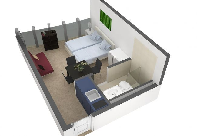 LU Drachenmoor IV - Allmend HITrental Apartment