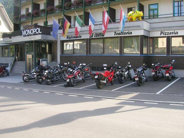 Hotel Monopol - Metropol