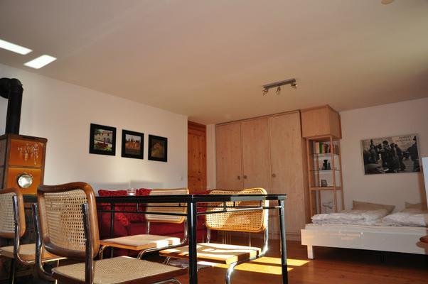 1,5 Zimmer ferienwohnung
