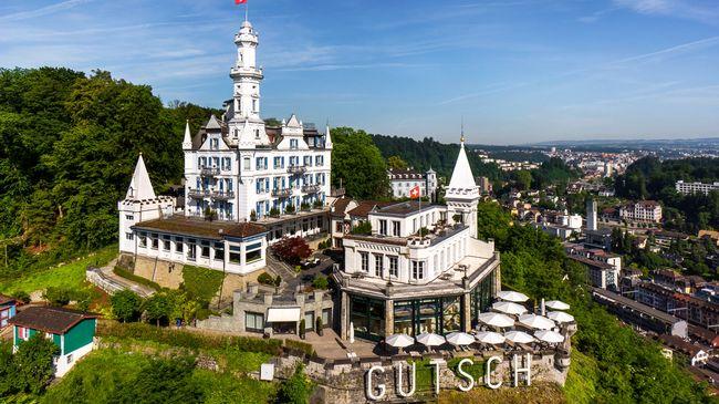 Hotel Château Gütsch