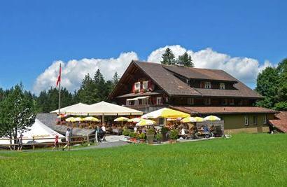 Berggasthaus Herrenboden - Sattel-Hochstuckli
