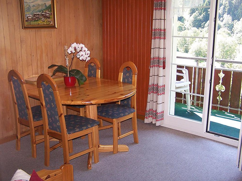 Holiday apartment Chalet Spannortblick