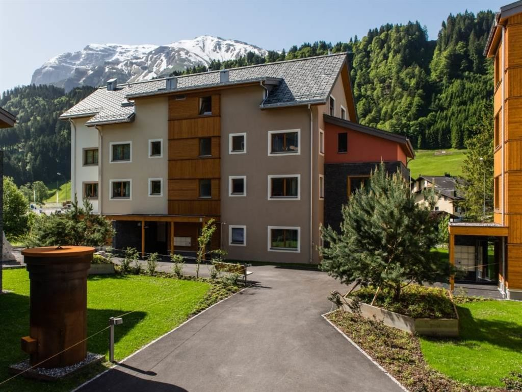Holiday apartment TITLIS Resort Wohnung 801