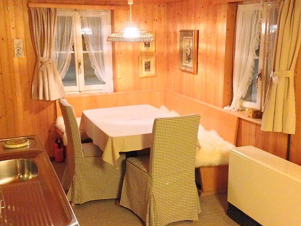 Appartement de vacances Chalet Bergmandli