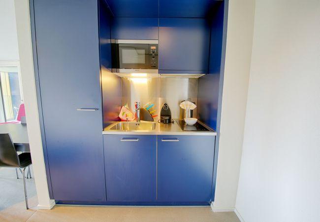 LU Nadelwehr III - Allmend HITrental Apartment
