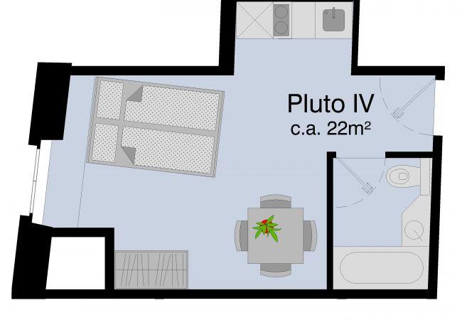 LU Pluto lV - Old Town HITrental Apartment